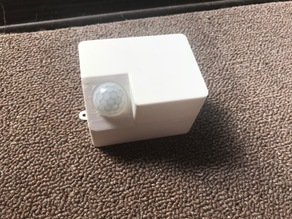 Mysensors Newbie Dimmer and Motion case