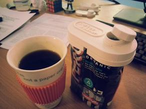 Coffee Saver