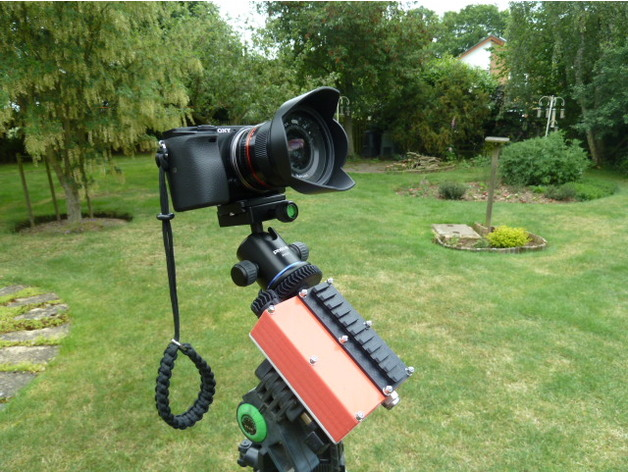Geared tracker for astrophotography by David_J