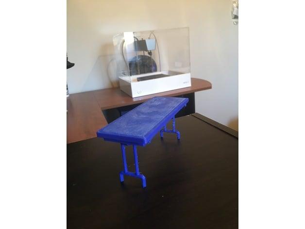 Miniature Folding Table - PIP