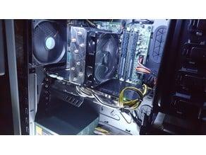 ASUS DirectCUII GTX 770 GPU Retention Bracket
