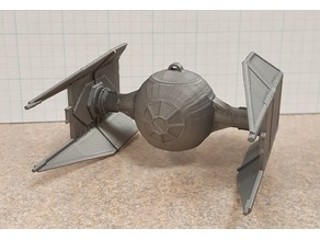TIE Interceptor - Ornament
