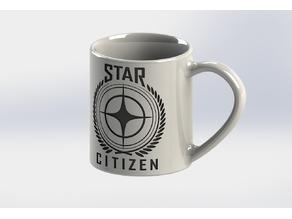 Star Citizen Mug