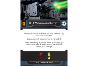 Turbo Laser Turret 1/270