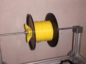 Adaptador Perfil 3030 para soporte de bobina (T-slot adapter for spool holder)