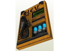 H.E.V Charger from Half Life