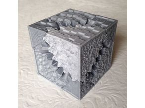 Textured Cube Gears