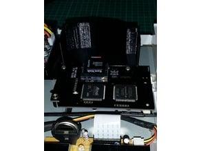 Sega Dreamcast GD-EMU SD Card Tray (alternative, for clones)