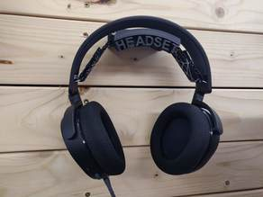 Yet Another Headset Holder