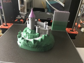 Castle Mountain! (Multicolor/Multimaterial)