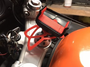 Ball mount Honda Blackbird CBR 1100 XX