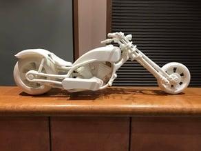 Motorbike fun design PART 4