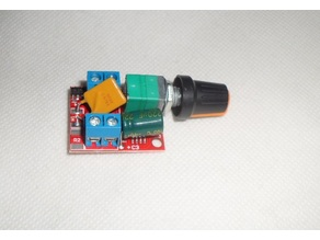 90W PWM LED Dimmer CIrcuit