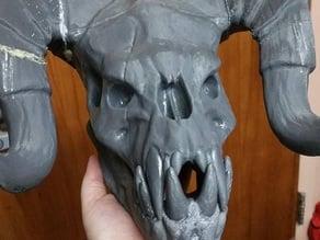 Deathclaw Skull (FINAL)