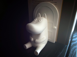 Moomin bookend