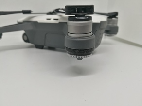 DJI Spark LED-Mount Replacement