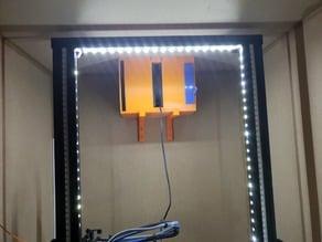 Filter for 3d printer enclosure