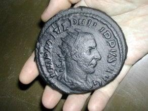 Emperor Philippus Ag2ABS