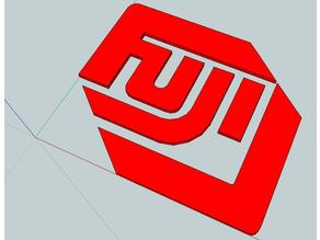 Fuji film el viejo logo / Fuji film old logo