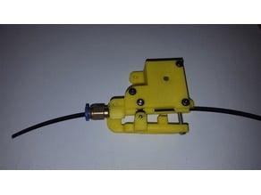Filament runout sensor with hall sensor