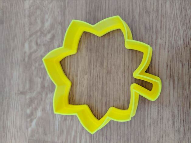 Military Oak Leaf Cookie Cutter By Blomsd Thingiverse