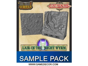 Lair of the Wight Wyrm Sample Pack