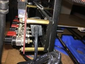 Anet A8 Breakout Board Mount