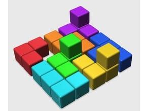 Math Puzzle, Soma Cube