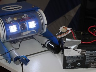 External Power Supply Adapter for OpenROV