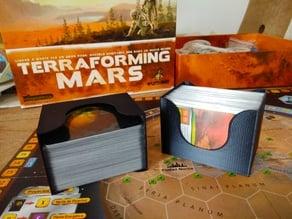 Caja para cartas Terraforming Mars