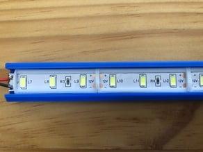 Ender 3 LED Profile Clips