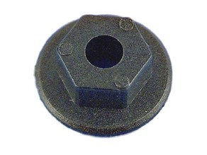 Fiat Plastic Nut for plastic elements