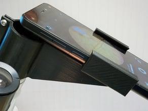 Microscope Cellphone Mount