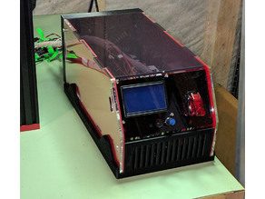 Black Widow Control Box Upgrade
