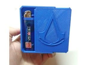 Cigarette Box Assassins Creed