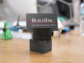 3D Printer Business Card Holder