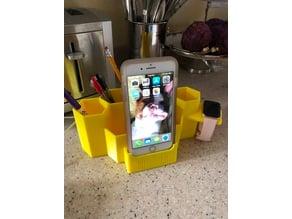Organizer + iPhone + Apple Watch