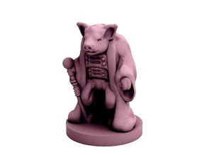 Pigman Mage (18mm scale)