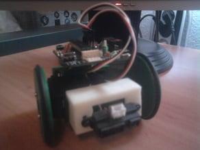 IR sensor for Miniskybot