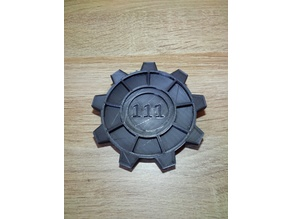 Fallout Mini Vault Cup Holder - Vault 111