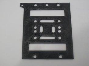 Print Bracket - X carriage for Geeetech Prusa I3 Pro B
