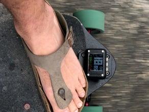 DAVEga - Case - V12 - Vesc Monitor with 2 inch screen.
