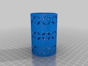 Reusable 3D Patterns Using Tinkercad Codeblocks