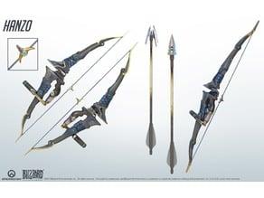 Overwatch - Hanzo Bow