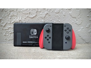 Nintendo Switch Joy-Con Magnetic Convertible Basic/Comfort Grip