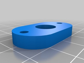 CTC prusa i3 print bed bracket for joining to the frame replacement