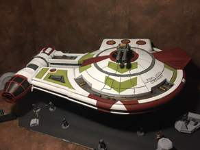 YT 2400 (Star Wars Legion scale)