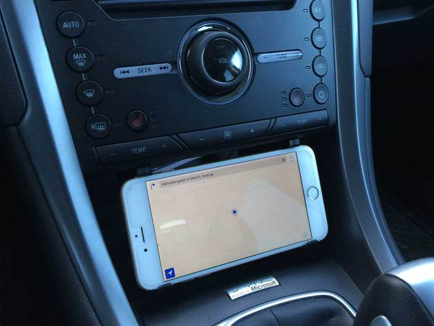 Ford Mondeo Iphone 6 Plus Holder