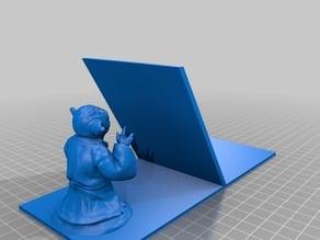 Yoda Book Stand