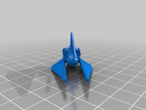 Tie Phantom for Casual X-Wing Gaming